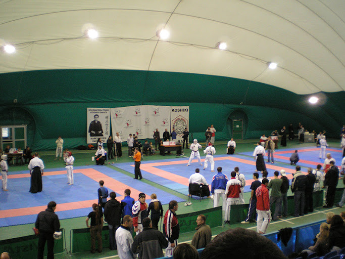Koshiki Karate in Russia