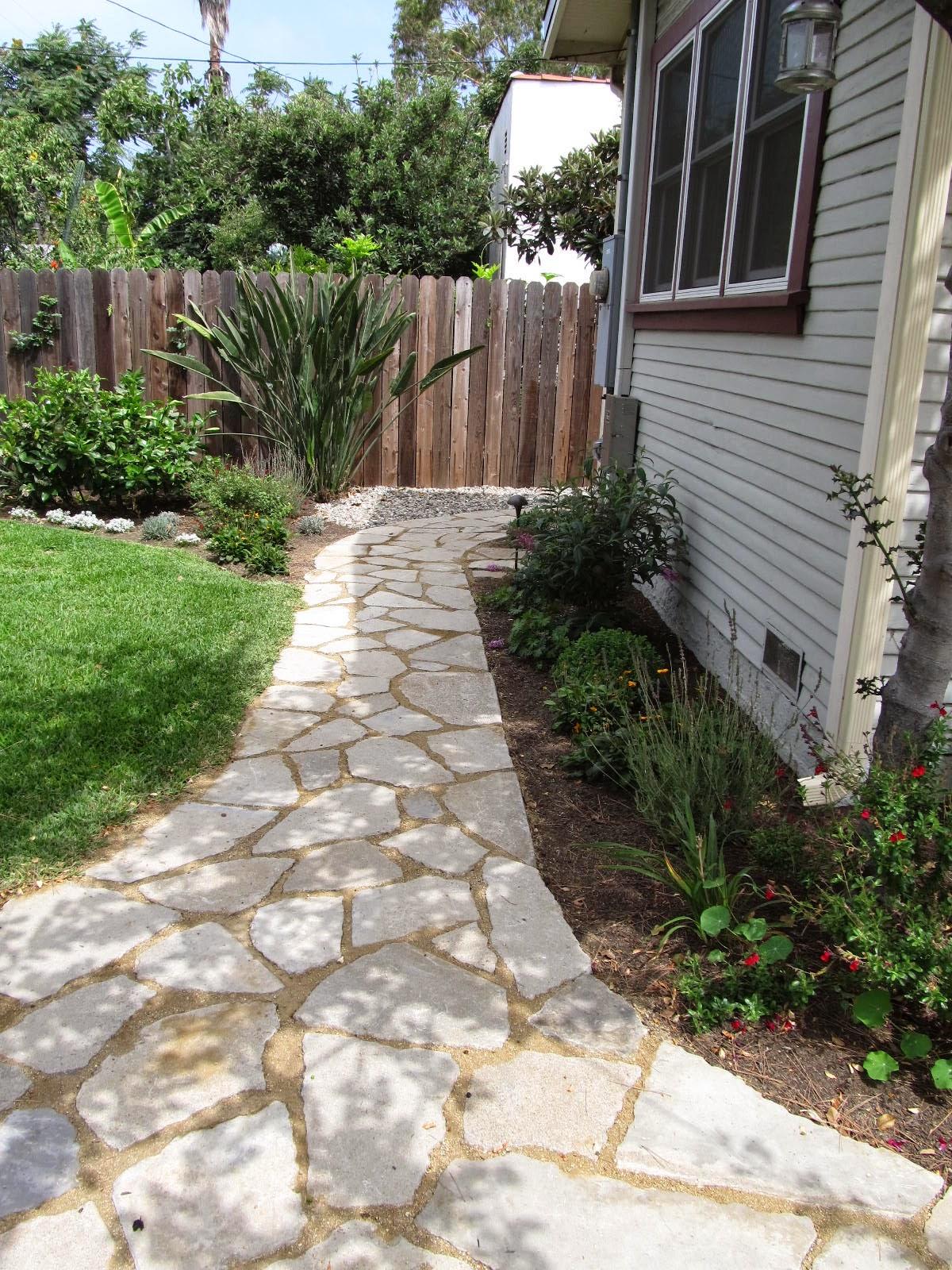 Pathways amp steppers sisson landscapes - Affordable Fairy Yardmother Landscape Design Broken Pathways With Landscape Pathways