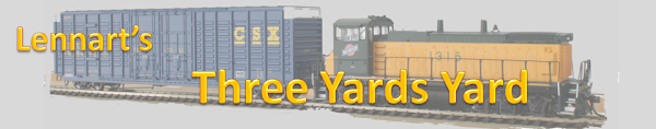 Three Yards Yard
