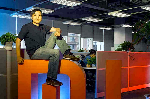 Xiaomi CEO, Lei Jun, Lei Jun Xiaomi