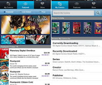 DC Comics Android app released