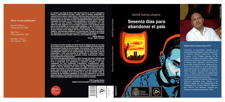 Hemil Garcia.  Literatura y punto