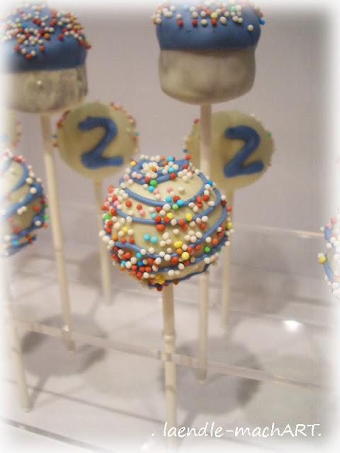 Cakepops, Schokolade, Rezept, Anleitung