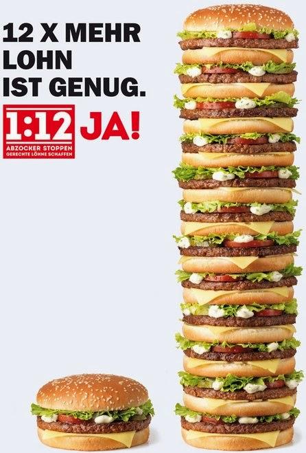 UNIA-Plakat 1zu12
