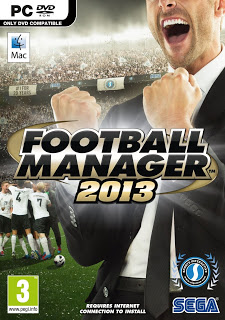 Free Download Football Manager 2013 Full Version (PC)