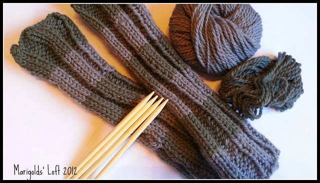 simple leg warmer pattern free