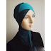Hijab mode - Hijab croisé