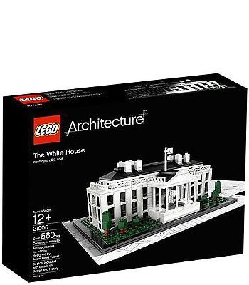 Lego Architecture White House5