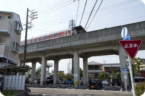 城北線 勝川駅