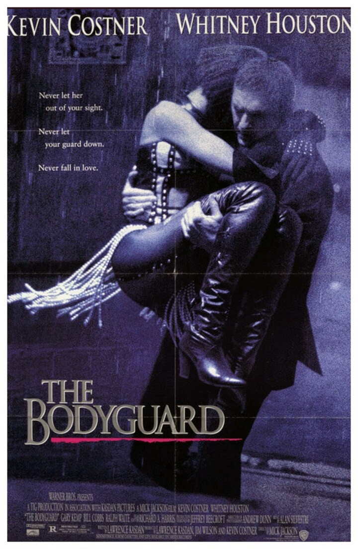 The Body Guard, Viggle, Viggle Live, Viggle Mom, Kevin Costner, Whitney Houston