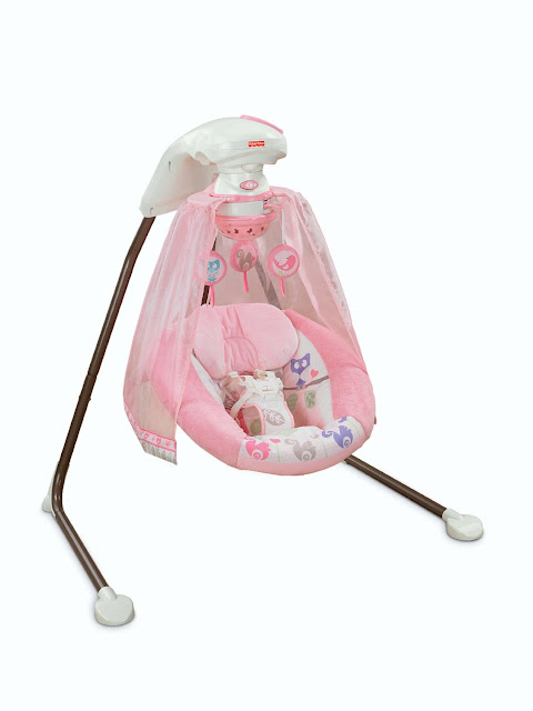 Fisher Price Cradle N Swingtree Party Foryoubaby848