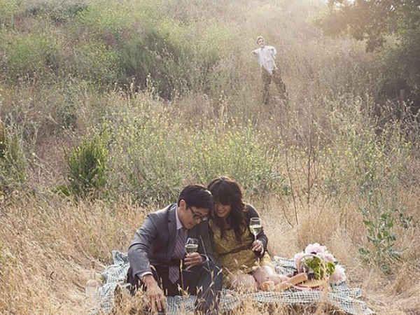 pre wedding bareng zombie [DuniaQ Duniamu]