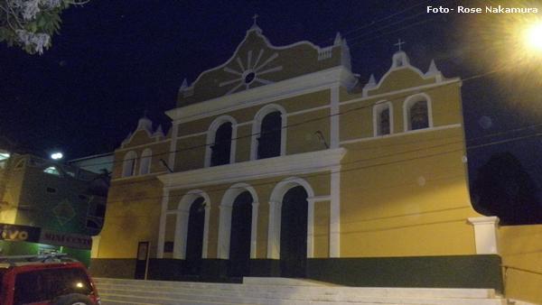Praça central de Alter do Chão - Santarém Pará