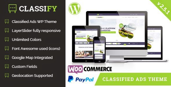 Best Classified Ads Website Themes