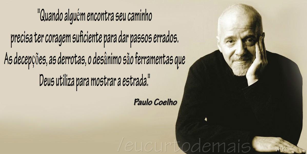 Frase De Paulo Coelho Frases Postadas