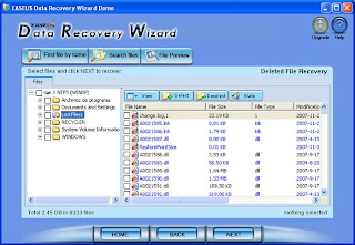 ASEUS Data Recovery Professional 5.8.5