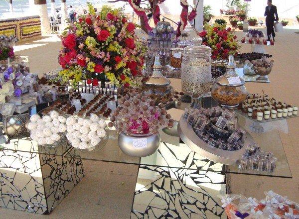 Mesas de dulces para bodas imagui for Dulce boda