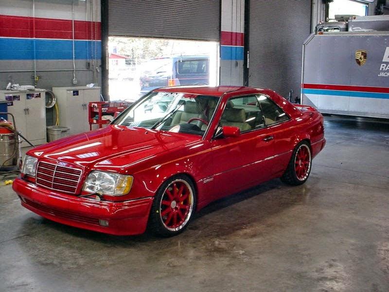 Mercedes benz w124 36ce renntech c124 300ce benztuning for Mercedes benz w124 tuning