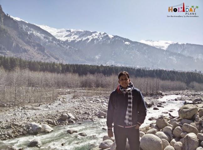 Gaurav giving a pose for his Facebook DP