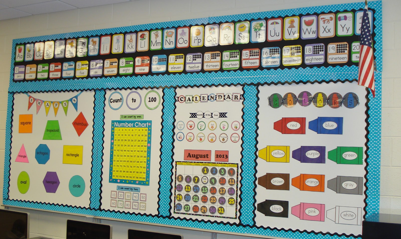 Classroom Board Ideas For Kindergarten ~ Kindertrips classroom photos