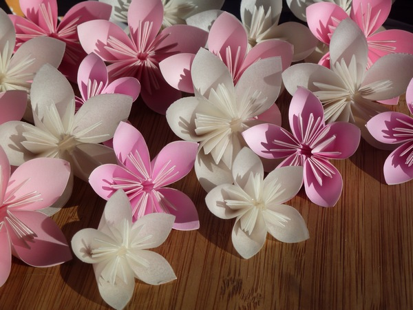 Sakacon Diy Kusudama Flower Bouquet