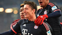 Hamburger SV vs Bayern Munich 1-2 Video Gol & Highlights