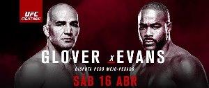 Vídeo da luta - Glover Teixeira x Rashad Evans