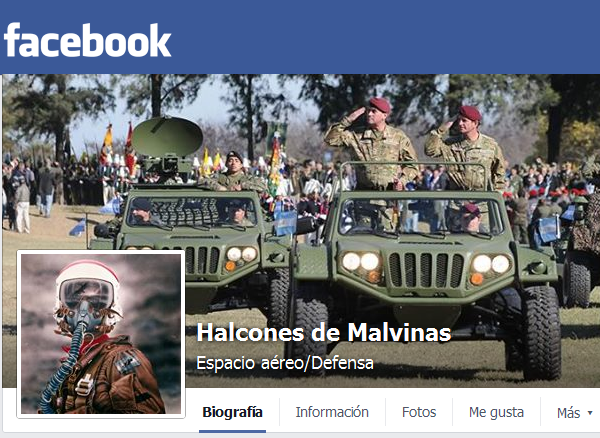 https://www.facebook.com/pages/Halcones-de-Malvinas/107719535980860