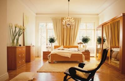 Nội thất gỗ sồi phòng ngủ hiện đại, đẹp tinh tế