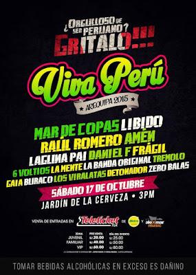 Viva Perú 2015