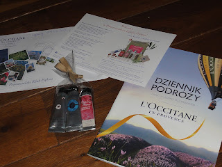 GLAMOUR z prezentem od L'Occitane