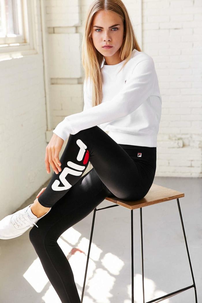 f8828ed577bd5 La marca de ropa Urban Outfitter se ha unido a la marca de deporte FILA  para crear una colección exclusiva llena de espíritu deportivo.