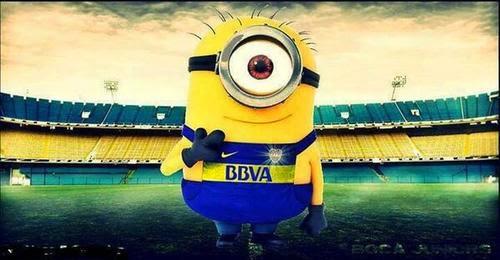 Los Minions de Boca Juniors y River Plate  MinionLander