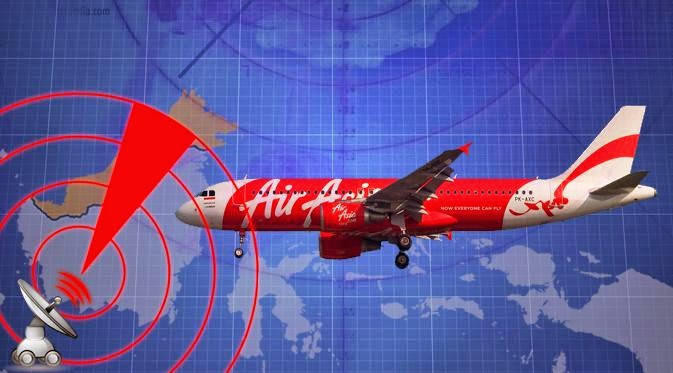 PENYEBAB JATUHNYA AIRASIA QZ8501 DI SELAT KARIMATA