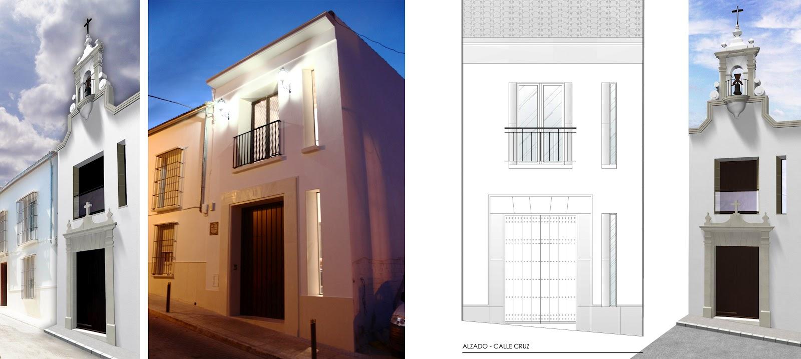 Casa hermandad antigua se ora de santa ana cofrades - Pisos en estepa ...