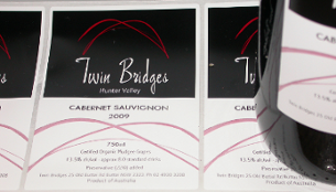 Twin Bridges Wine Hunter Valley Australia