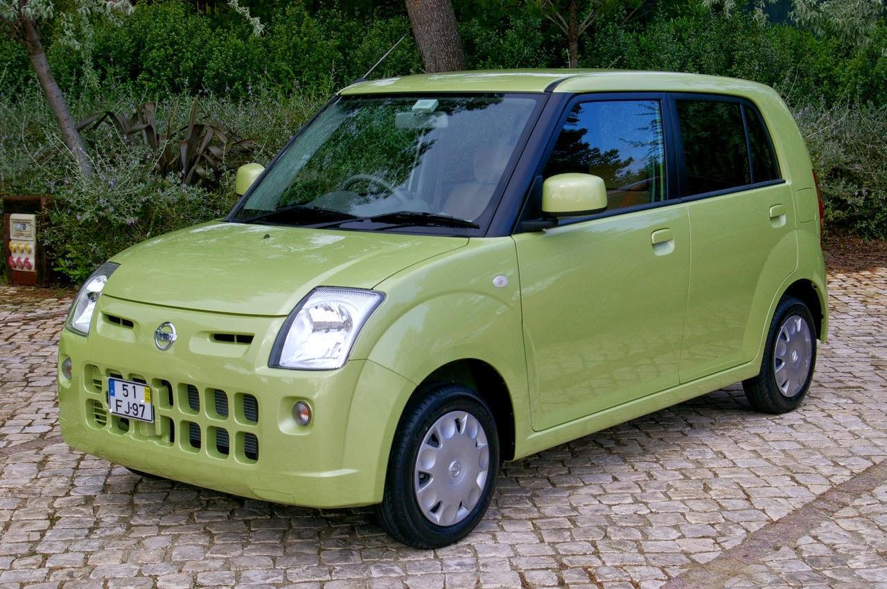 Suzuki alto or Nissan Pino