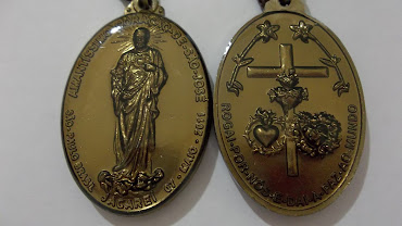 Medalha do Amantíssimo Coração de São José