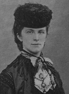 Herzogin Mathilde in Bayern.