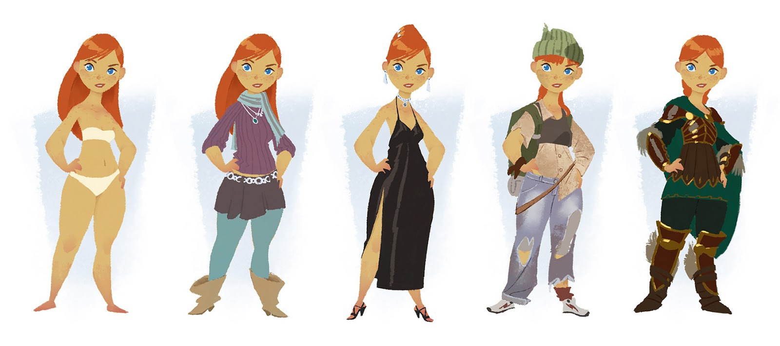 Character Costume Design Tips : Sam s tasty art costume design vs character