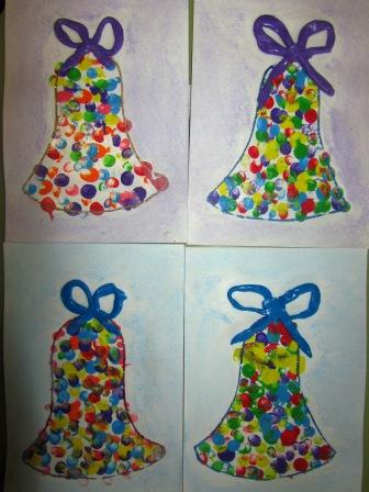 La ilusi n de aprender 2 empezamo a decorar la clase - Decorar postales de navidad ...