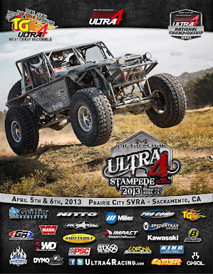 Ultra4 MetalCloak Nor Cal Stampede
