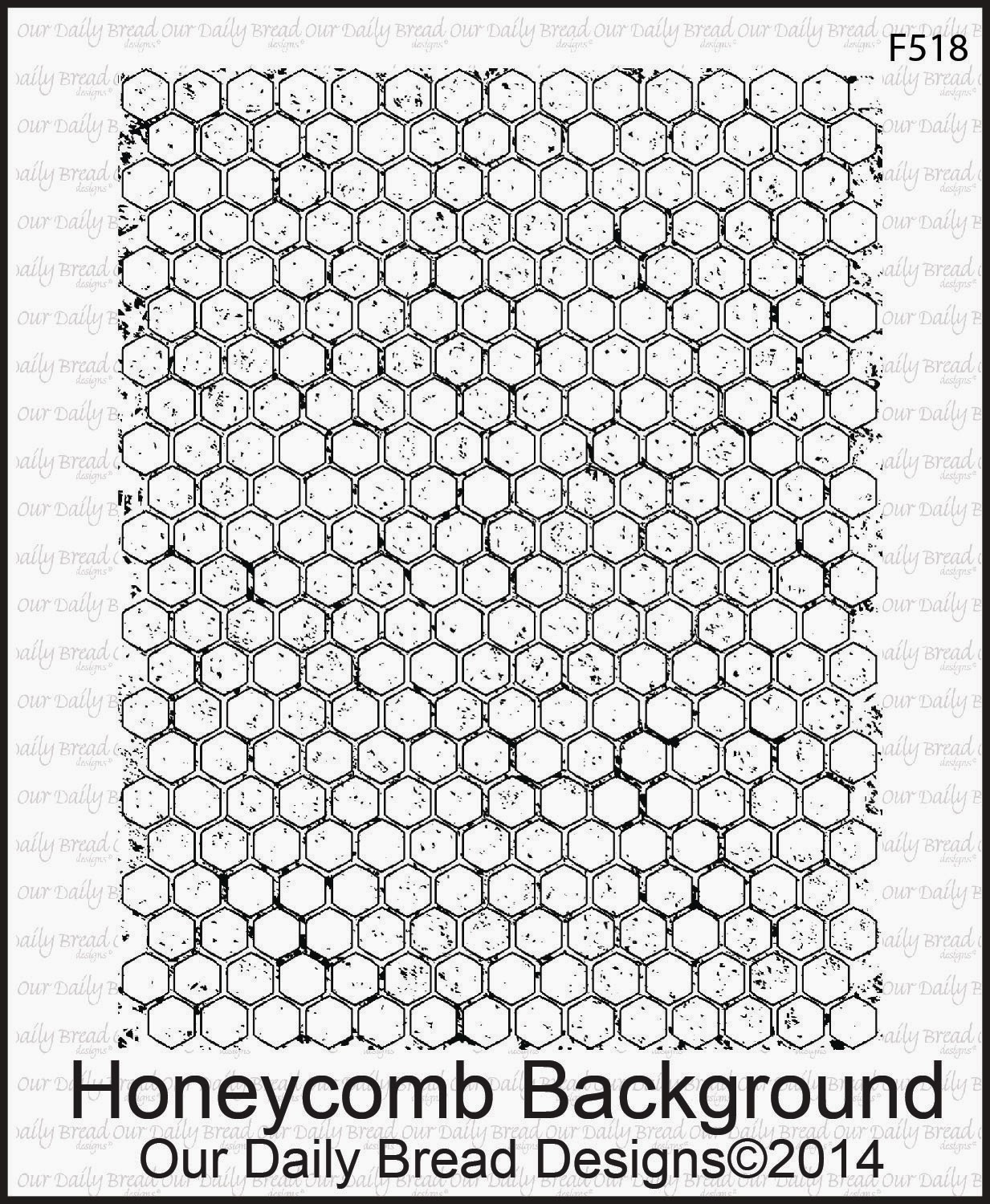ODBD Honeycomb Background