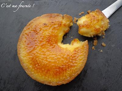 La tarte à l'orange de Felder