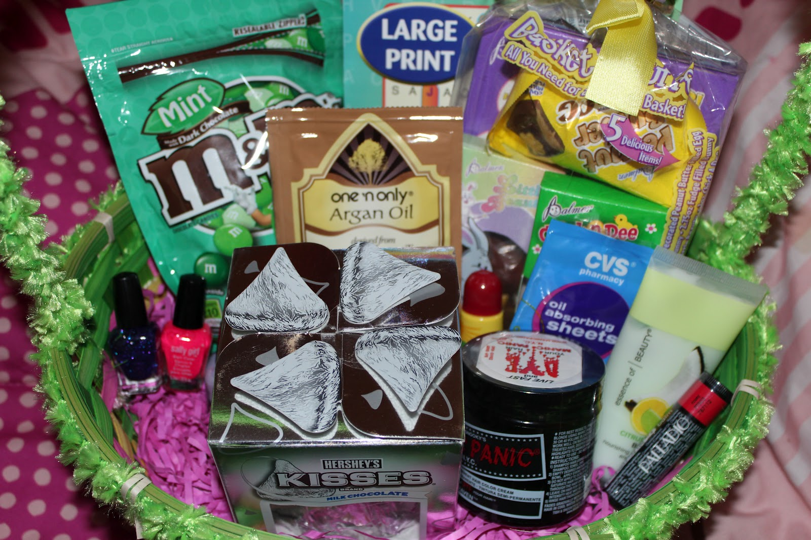 The world famous mommiedawn blog easter baskets for teen girls easter baskets for teen girls negle Images