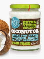 Lucy Bee Extra Virgin Organic Coconut Oil Identity & Packaging by FrontMedia