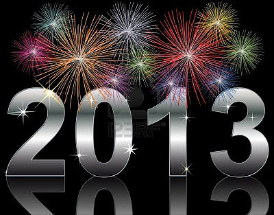 I wish You Happy New Year 2013