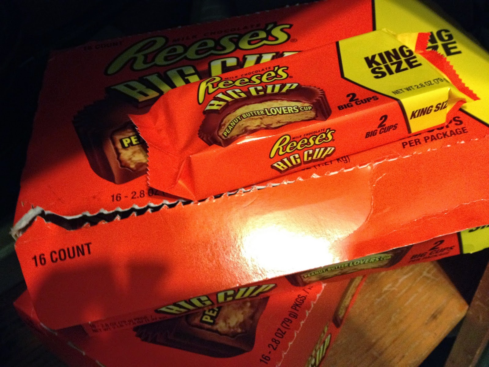 Reese's Big Cups King Size