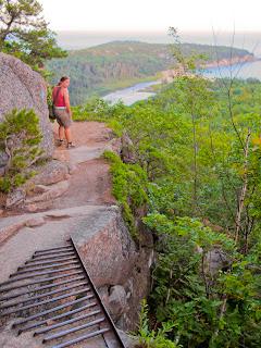 Beehive Trail, Acadia, Maine
