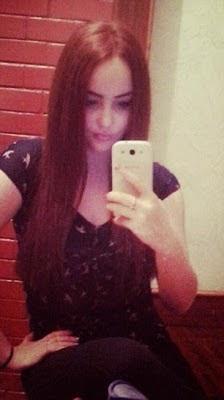 Anna Ursu special selfie